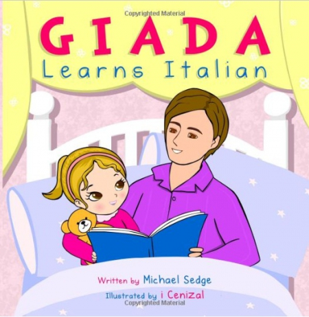 Giada Learns Italian (Giada Language Books) (Volume 1)